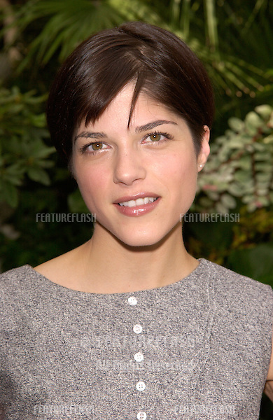 Actress SELMA BLAIR at Premiere Magazine's Women in Hollywood luncheon at the Four Seasons Hotel, Beverly Hills..22OCT2001.  © Paul Smith/Featureflash