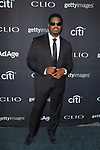 Musician Nathan Morris of Boyz II Men, arrive at the 2017 Clio Awards in The Tent at Lincoln Center in New York City on September 27, 2017.