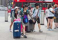 London Streetstyles, Beau Top hat, Kings X