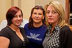 Kamila Niedzelan, Monika Kotarska and Denise Sullivan at the Bring and Buy in the Westcourt..Picture: Shane Maguire / www.newsfile.ie.