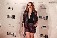 "Cristina Castaño during the premiere of the film ""Tarde para la Ira"" in Madrid. September 08, 2016. (ALTERPHOTOS/Rodrigo Jimenez) /NORTEPHOTO.COM"