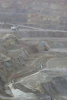 Erdenet miniere di rame Mongolia del Nord Sede della Erdenet Mining Company