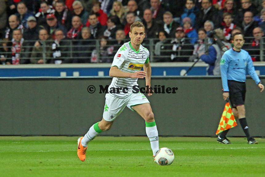 Christoph Kramer (Gladbach) - Eintracht Franfurt vs. Borussia Mönchengladbach, Commerzbank Arena