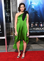 """11 April 2019 - Westwood, California - Mandy Moore. """"Breakthrough"""" Los Angeles Premiere held at Regency Village Theater. Photo Credit: Birdie Thompson/AdMedia"""