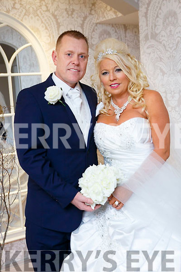 Teresa Burke, daughter of Mary and the late Mickey, Tralee, and Owen Murray, son of John Murray, Waterford, who were married in the Immaculate Conception Rathass. Best man was Anthony Murray. Bridesmaid was Julia Murray. The reception was held at the Meadowland Hotel and the couple are residing in Tralee.