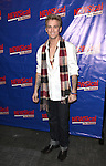 Aaron Carter attending the Opening Night Performance of Perez Hilton in 'NEWSical The Musical' at the Kirk Theatre  in New York City on September 17, 2012.