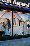 An American Apparel store located on Sunset Boulevard in the Echo Park neighborhood of Los Angeles, California February 6, 2015.