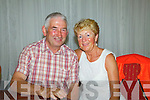 Devon Inn Ceili, Sunday 06-10-2013. Pictured left to right: Gerry O'Rourke of Abbeyfeale and Christina Brouder of Carrigkerry.