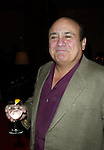Danny Devito.Attending the Pre-Cocktail Reception Party for the Movie Premiere of ANYTHING ELSE at Restaurant Brasserie .8 1/2  with a Screening at the Paris Theatre, .New York City..September 16, 2003..