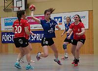09.02.2020: TGS Walldorf vs. TGB Darmstadt