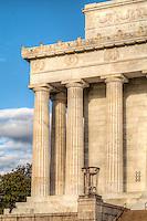 Lincoln Memorial Washington DC<br /> Washington DC Photography
