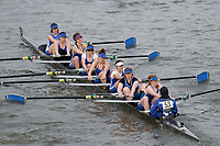 Crew: 53 Barnes Bridge Ladies Rowing Club A<br /> <br /> Women's Head of the River (WeHoRR) 2017<br /> <br /> To purchase this photo, or to see pricing information for Prints and Downloads, click the blue 'Add to Cart' button at the top-right of the page.
