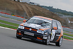 Tony Taylor - Father & Son Racing Volkswagen Golf Mk3