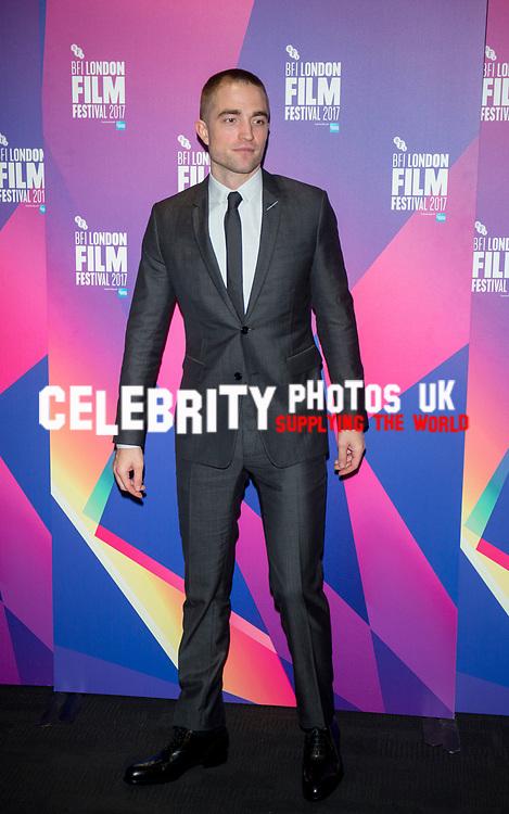 Robert Pattinson at the 'Good Time' film premiere, BFI London Film Festival