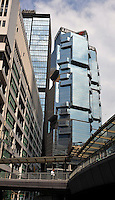 The Lippo Center, Hong Kong..