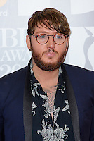 www.acepixs.com<br /> <br /> February 22 2017, London<br /> <br /> James Arthur arriving at The BRIT Awards 2017 at The O2 Arena on February 22, 2017 in London, England.<br /> <br /> By Line: Famous/ACE Pictures<br /> <br /> <br /> ACE Pictures Inc<br /> Tel: 6467670430<br /> Email: info@acepixs.com<br /> www.acepixs.com