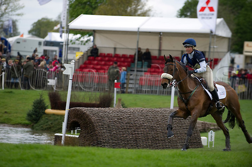 2.5.2010. , Badminton Cross Country, Clea Phillipps on Lead The Way,