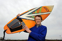 The Countdown is on for Kerry&rsquo;s Next Young Entrepreneurs.... Up and coming entrepreneur Liam Lachs from killarney, apupila at Miltown Secondary School pictured after pitching his business plan to open 'The Surf Store' to a panel of leading business figures in Kerry on Friday at the final hurdle of the annual Young Entrepreneur Programme and Awards.<br />  Next week will see 18 finalists selected to compete for the title of Young Entrepreneur of the Year at an Awards Ceremony on 22nd April. This year there will be three category winners: Second Level, Third Level and Best School. Developed by the Institute of Technology, Tralee, Shannon Development and entrepreneur Jerry Kennelly, the Young Entrepreneur Programme is now in its third year and has become a standard on the curriculum of secondary schools and for third level students in the region.<br /> Picture by Don MacMonagle