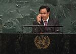 72 General Debate &ndash; 20 September <br /> <br /> 1His Highness Sheikh Jaber Al-Mubarak Al-Hamad Al Sabah, Prime Minister of the State of Kuwait
