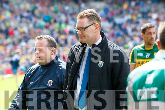 Tim Murphy Kerry County Board after the All Ireland Senior Football Quarter Final with Galway at Croke Park on Sunday.