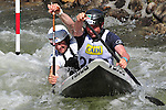 C2 men final - 2013 ICF Canoe Slalom World Cup 3