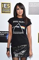 Jackie St Clare at the private view of The Pink Floyd: Their Mortal Remains Exhibition at the V&amp;A Museum, London, UK. <br /> 09 May  2017<br /> Picture: Steve Vas/Featureflash/SilverHub 0208 004 5359 sales@silverhubmedia.com