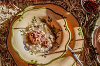 Este proximo s&aacute;bado 14 se abril se llevara acabo la Tercera Muestra Gastron&oacute;mica en San Pedro. Se contaran todos los platillos representantes de la region asi como actividades recreativas y culturales.10abril2018 <br /> (Photo:Luis Gutierrez/ NortePhoto.com)<br /> <br /> pclaves:   Caldo, gallina pinta, plato, platos, comida, alimentos, comidas sonorenses, Sonora,