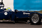 JEREZ. SPAIN. FORMULA 1<br />2013/14 en el Circuito de Jerez 30/01/2014 La imagen muestra a Felipe Massa de Williams LP / Photocall3000