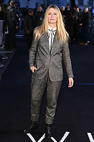"Edith Bowman<br /> arriving for the premiere of ""The White Crow"" at the Curzon Mayfair, London<br /> <br /> ©Ash Knotek  D3488  09/03/2019"