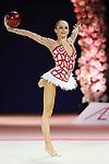 Marina Durunda (AZE), OCTOBER 4, 2015 - Rhythmic Gymnastics : AEON CUP 2015 World wide R.G. Club Championships at Tokyo Metropolitan Gymnasium, Tokyo, Japan. (photo by Naoto Akasaka/AFLO)