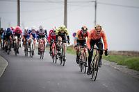 Greg Van Avermaet (BEL/CCC) putting in an effort<br /> <br /> 72nd Kuurne-Brussel-Kuurne 2020 (1.Pro)<br /> Kuurne to Kuurne (BEL): 201km<br /> <br /> ©kramon