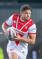 Picture by Allan McKenzie/SWpix.com - 06/04/2018 - Rugby League - Betfred Super League - St Helens v Hull FC - The Totally Wicked Stadium, Langtree Park, St Helens, England - Jon Wilkin.