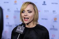 NEW YORK, NY 21.11.2016 - EMMY-2016 - Christina Ricci durante tapete vermelho do Emmy Internacional 2016 prêmio dos melhores atores e novelas da TV, em Nova York, nos Estados Unidos na noite desta segunda-feira, 21. (Foto: Vanessa Carvalho/Brazil Photo Press)