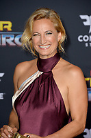 Zoe Bell at the premiere for &quot;Thor: Ragnarok&quot; at the El Capitan Theatre, Los Angeles, USA 10 October  2017<br /> Picture: Paul Smith/Featureflash/SilverHub 0208 004 5359 sales@silverhubmedia.com