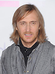 David Guetta  attends 2011 American Music Awards held at The Nokia Theater Live in Los Angeles, California on November 20,2011                                                                               © 2011 DVS / Hollywood Press Agency