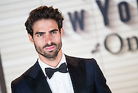 Juan Betancourt attends to the inauguration party of the Seagram's New York Hotel at Only You in Madrid, Spain. November 30, 2016. (ALTERPHOTOS/BorjaB.Hojas) /NORTEPHOTO.COM