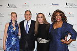 Annie Goodman and friends and Mary Wilson - The 11th Annual Skating with the Stars Gala - a benefit gala for Figure Skating in Harlem on April 11, 2016 on Park Avenue in New York City, New York with many Olympic Skaters and Celebrities. (Photo by Sue Coflin/Max Photos)