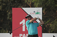 Wade Ormsby (AUS) in action on the 13th during Round 2 of the Hero Indian Open at the DLF Golf and Country Club on Friday 9th March 2018.<br /> Picture:  Thos Caffrey / www.golffile.ie<br /> <br /> All photo usage must carry mandatory copyright credit (&copy; Golffile | Thos Caffrey)