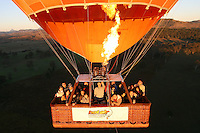 20130805 August 05 Hot Air Balloon Gold Coast