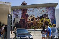São Paulo, SP - 11.10.2014 - Exposição Castelo Ra-tim-bum - A Exposição Castelo Ra-tim-bum no MIS, (museu da imagem e do som) chega ao fim dia 12 de Outubro. Estão previstas grandes filas para hoje, (11) .(Renato Mendes / Brazil Photo Press)