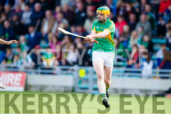 Ballyduff in action against Stephen Power Lixnaw in the Senior County Hurling Final in Austin Stack Park on Sunday