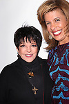 Liza Minnelli & Hoda Kotb attending the Broadway Opening Night Performance After Party for 'Scandalous The Musical' at the Neil Simon Theatre in New York City on 11/15/2012