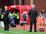 Manchester United's Jose Mourinho looks on dejected during the premier league match at the Britannia Stadium, Stoke on Trent. Picture date 9th September 2017. Picture credit should read: David Klein/Sportimage