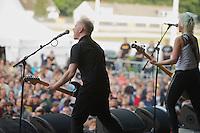 2013/08/22 Musik | Slime Live @ Crash-Festival