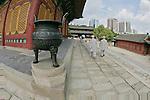 Junghwajeon Hall Deoksugung Palace