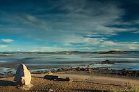 Cramond Foreshore and Cramond Island, Lothian