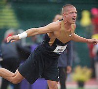 USA Track and Field Trials, June 2012