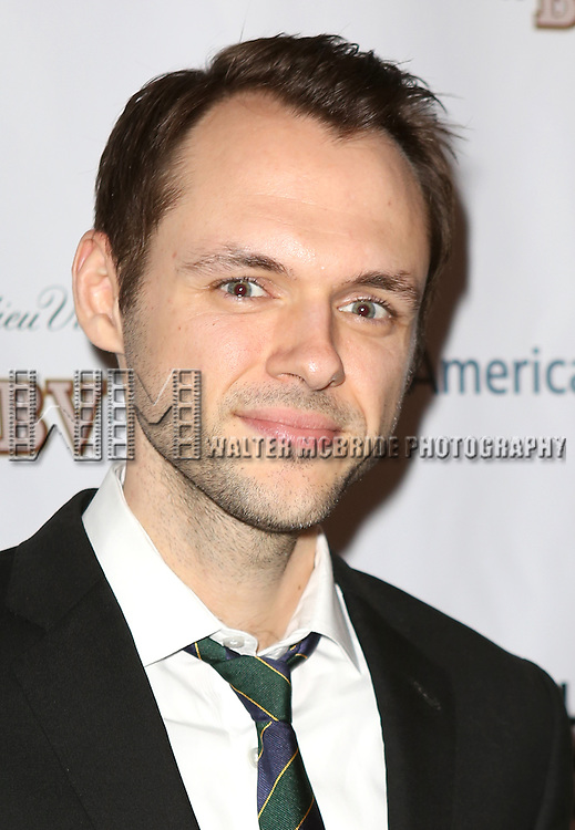Christopher Denham attend 'The Unavoidable Disappearance Of Tom Durnin' Opening Night After Party at Laura Pels Theatre on June 27, 2013 in New York City.