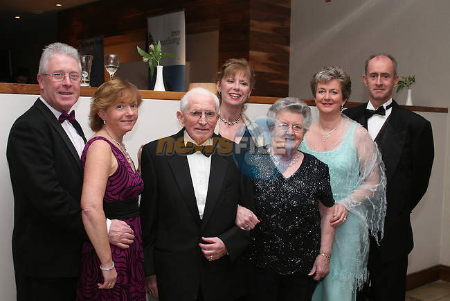 PJ and Carmel O'Brien, Dermot and Patricia Kierans, Verna O'Connor with Bernadette and Alan Moran at the Drogheda Chamber of Commerce Business Excellence Awards in the City North Hotel...Photo NEWSFILE/Jenny Matthews.(Photo credit should read Jenny Matthews/NEWSFILE)....This Picture has been sent you under the condtions enclosed by:.Newsfile Ltd..The Studio,.Millmount Abbey,.Drogheda,.Co Meath..Ireland..Tel: +353(0)41-9871240.Fax: +353(0)41-9871260.GSM: +353(0)86-2500958.email: pictures@newsfile.ie.www.newsfile.ie.FTP: 193.120.102.198.