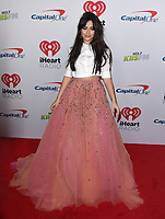 INGLEWOOD, CA - NOVEMBER 30: Camila Cabello attends 102.7 KIIS FM's Jingle Ball 2018 Presented by Capital One at The Forum on November 30, 2018 in Inglewood, California. <br /> CAP/MPIIS<br /> &copy;MPIIS/Capital Pictures